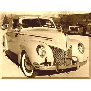 Collection 1939 1940 Ford Mercury Cars DVD Sicuro Publishing Books