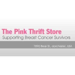 Supporting Breast Cancer Survivors The Pink Thrift
