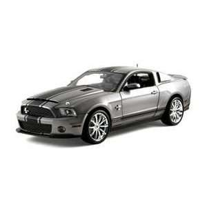 2010 Shelby Mustang GT 500 Super Snake Grey 1/18 by Shelby