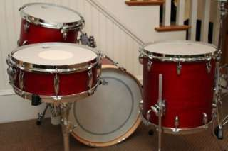 Gretsch Brooklyn USA Bop Drum Set Kit Jazz Shell Pack 18 / 12 / 14