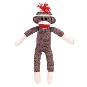 20 Sock Monkey Large Stuffed Schylling Tall Retro NEW