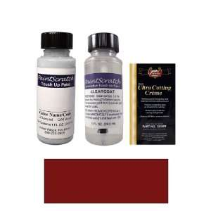 1 Oz. Burgundy Pearl Metallic Paint Bottle Kit for 1988 Nissan