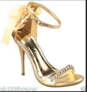High Heels Stiletto Sandals Women Wedding Dress Shoes