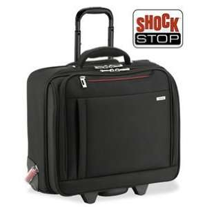 Solo Classic Collection Shock Stop Rolling Laptop Case