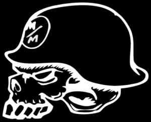 Metal Mulisha Logo Decal/Sticker