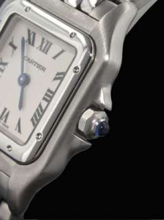 Cartier Panthere Mini Stainless Steel Ladies Watch