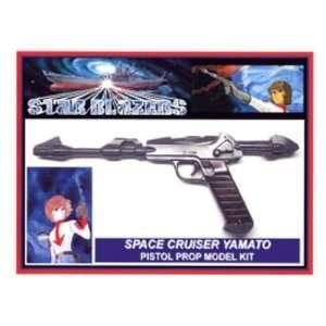 Star Blazers Yamato Laser Pistol Prop Model Kit