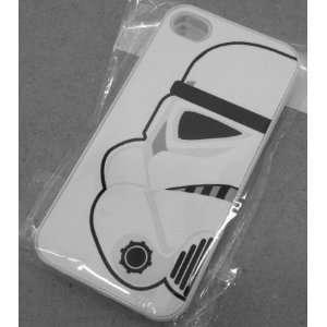 Star Wars STORM TROOPER Apple Iphone 4 4s WHITE Case