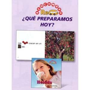 Que preparamos hoy? (Spanish Edition) (9780761434344) Books