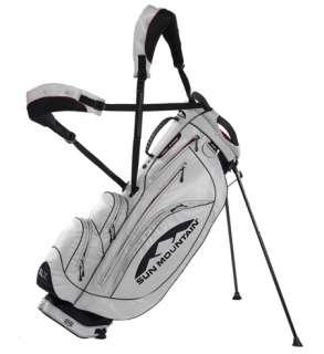 Sun Mountain 2012 SLX Golf Stand Bag (White)