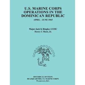 ) Jack K. Ringler, Henry I. Shaw, United States Marine Corps Books