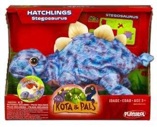 Kota & Pals Dinosaur Hatchling With Sound Stegosaurus