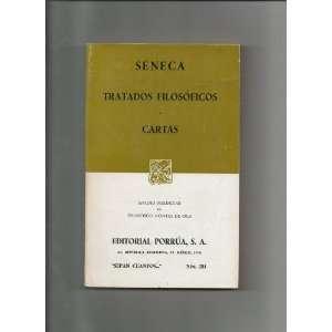 Cartas Seneca, Pedro Fernandez y Nicolas Estevanez Books