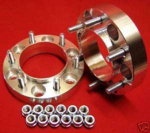 2pcs 1.25 WHEELS SPACERS Toyota Tacoma Hubcentric
