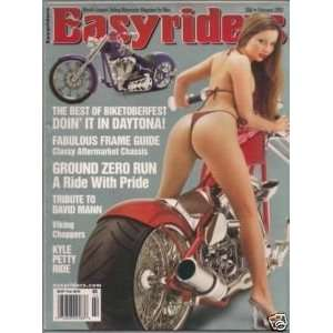 EASYRIDERS MAGAZINE    # 356   FEBRUARY 2003 ISSUE: easyriders: Books