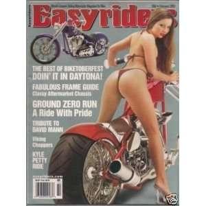 EASYRIDERS MAGAZINE    # 356   FEBRUARY 2003 ISSUE: easyriders: Books