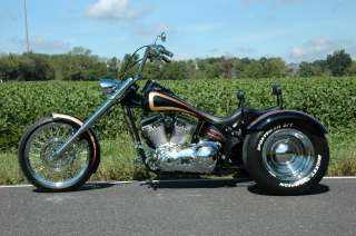 NEW TRIKE SOFTAIL CHOPPER FRAME ROLLING CHASSIS HARLEY