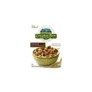 Cascadian Farms Granola Cereal Dark Chocolate Almond    13