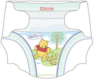 Huggies Little Movers Diapers Sizes 3, 4, 5, 6 CHEAP |