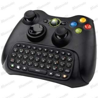 Messenger Kit Keyboard Xbox 360 Live Controller Black