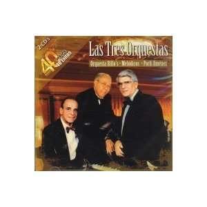 Las Tres Orquestas BILLOS CARACAS BOYS, LOS MELODICOS