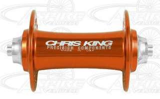 Chris King Front Classic Cross Hub   32/36 hole Black/Colors (hubs