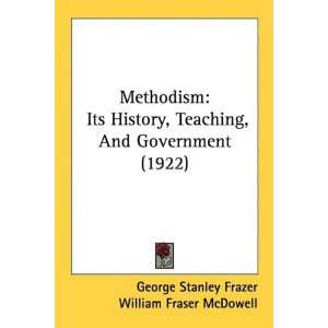 Stanley Frazer, William Fraser McDowell, Edwin DuBose Mouzon: Books