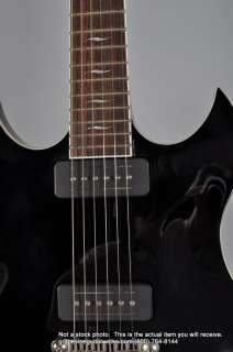 VOX SDC55BK Double Cutaway Electric Guitar