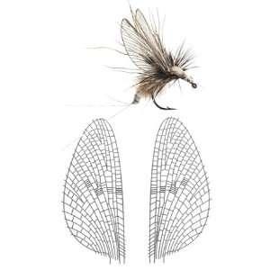 Fly Tying   Mayfly Emerger, Dun & Spent Wing   medium wing