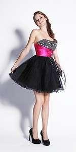 New Short Dress Cocktail Semi Formal Prom Homecoming Sweet Sixteen