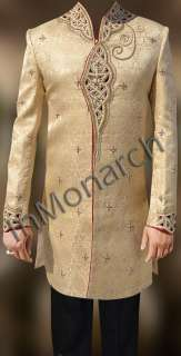 Indian Stylish Wedding Groom Indo Western Sherwani IN239