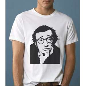 Woody Allen   Pop Art Graphic T shirt (Available in Mens