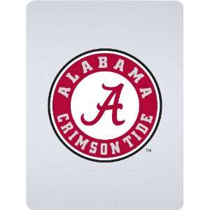 Alabama Crimson Tide Chair Mat Circle Logo