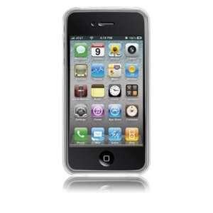Case Mate Gelli TPU Jelly Case for iPhone 4 Verizon   Checkmate Clear