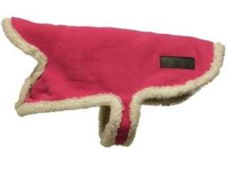 Warm Cosy Pet Dog Fleece Jumper Vest Jacket Coat Winter