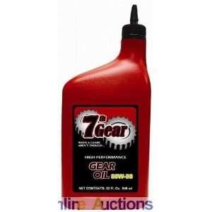 7th Gear   High Performance   Gear OIL 80w90   1 Full Case