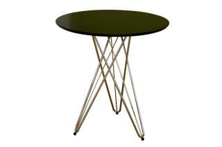 Mid Century Modern Cyclone Style Dining Cafe Table