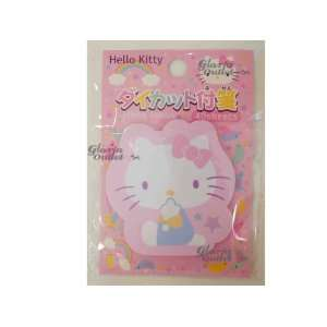 Hello Kitty Sticky Labels 40 Sheets