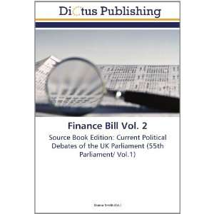Finance Bill Vol. 2: Source Book Edition: Current