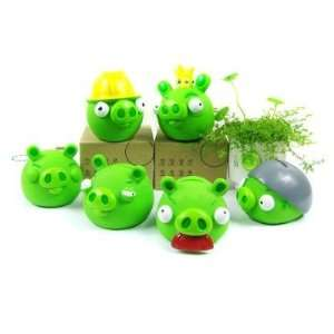 Cute Angry Birds Pig Collection Money Jar Piggy Bank Coin