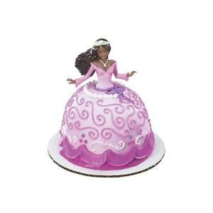 Barbie African American Cake Topper for Petite Cake