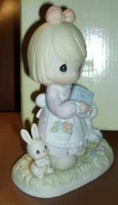 NIB Precious Moments Figurine 795348 Blessed with Love