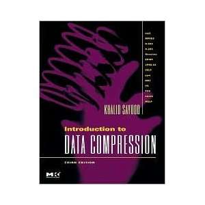 Data Compression 3th (third) edition Text Only Khalid Sayood Books