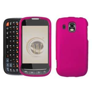 Rose Pink HARD Protector Case Phone Cover for Samsung Transform Ultra