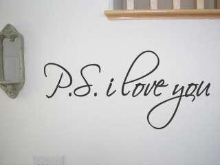 Vinyl Wall Decal Art Decor Inspirational Quote Sticker Bedroom