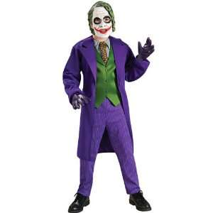 Costume Co 32966 Batman Dark Knight Deluxe The Joker Child Costume