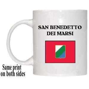 Italy Region, Abruzzo   SAN BENEDETTO DEI MARSI Mug