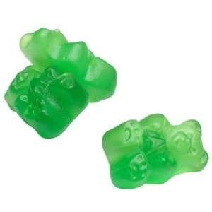 Albanese 5 lb Bags, 2 ct, Green Apple Gummi Bears (Quantity of 3)