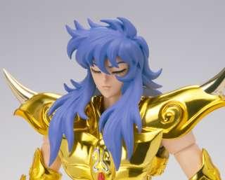 Bandai Saint Seiya cloth myth EX Gold Scorpio Milo