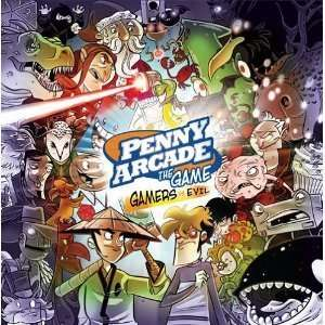 Penny Arcade, the Game   Gamers vs Evil Toys & Games